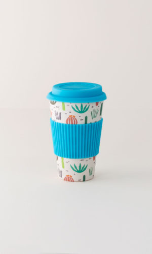Angá Shop | Take Away Cactus | Taza, lifestyle