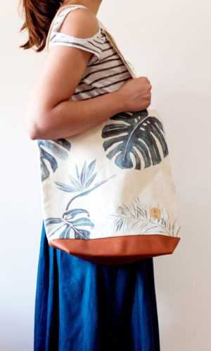 Angá Shop | Tote Bag Tropical | Complementos, Regalo para mamá