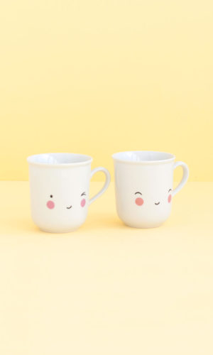 Angá Shop | Tazas Happy | Decoración, regalo