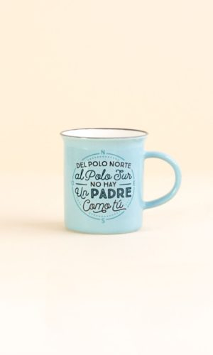 Angá Shop | Regalo para Papá | Taza Mr Wonderful - No hay un padre como tú