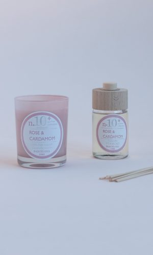 Angá Shop | Decoración | Kit Rose & Cardamom
